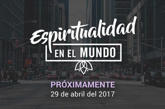 'Espiritualidad en el mundo' – Israel Sanz