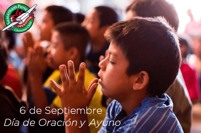ONN – Día de oración y ayuno