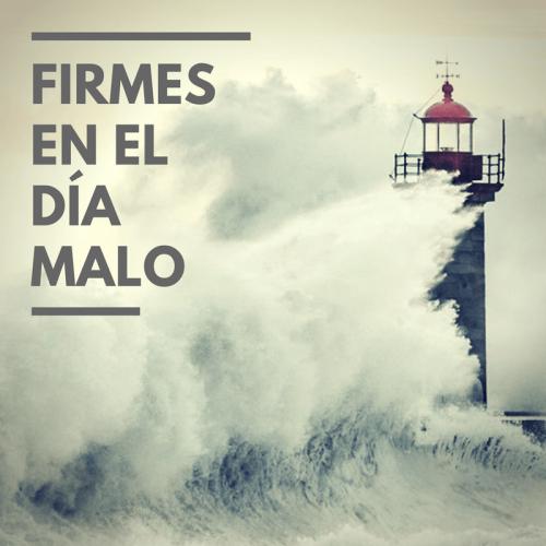FIRMES EN EL DÍA MALO